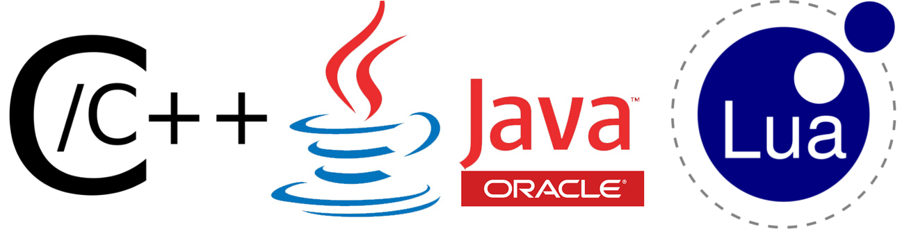 owa4x application development in C/C++, Java and Lua programming languages