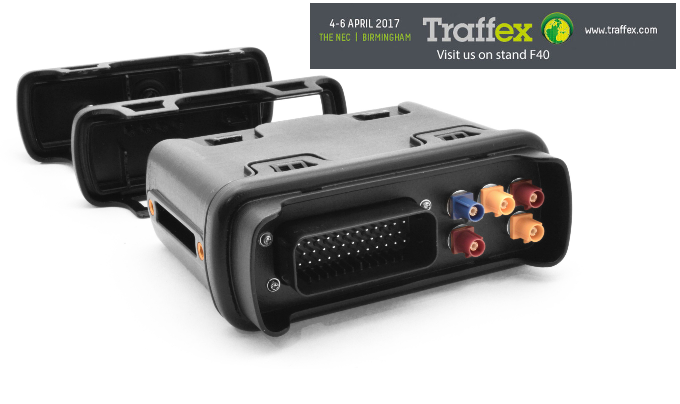 After the successful launch of owa4X at the Embedded World, we are glad to announce that we will be present at Traffex
