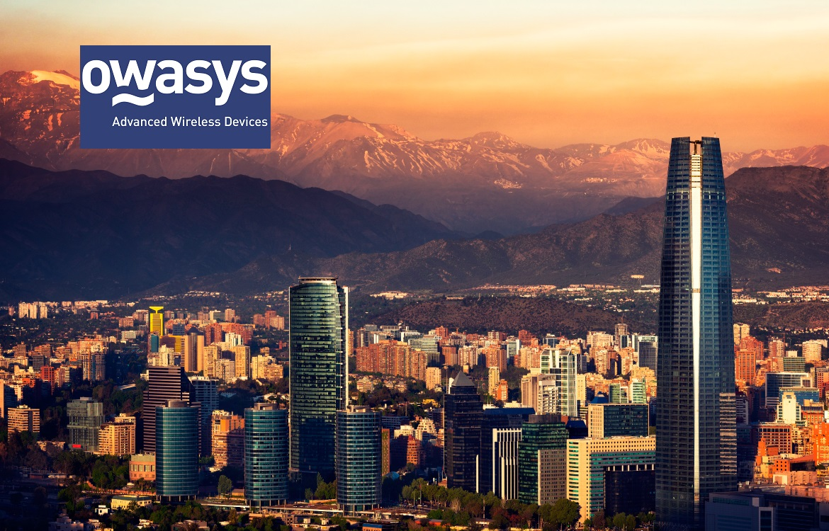 Owasys visits Chile in November 2017